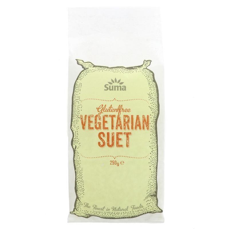 Gluten Free Vegetarian Suet