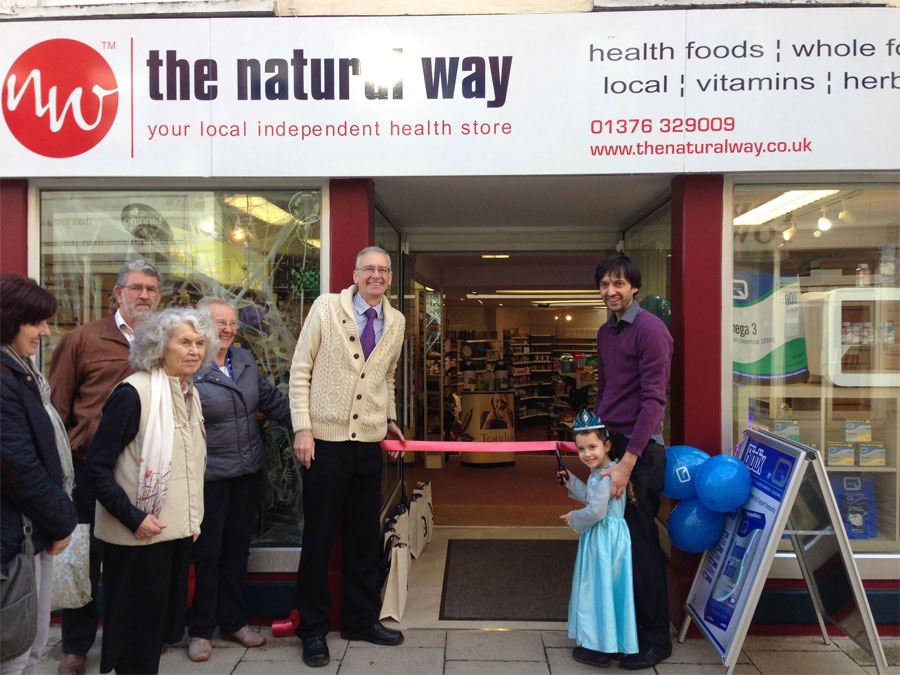 The Natural Way Health Food Store