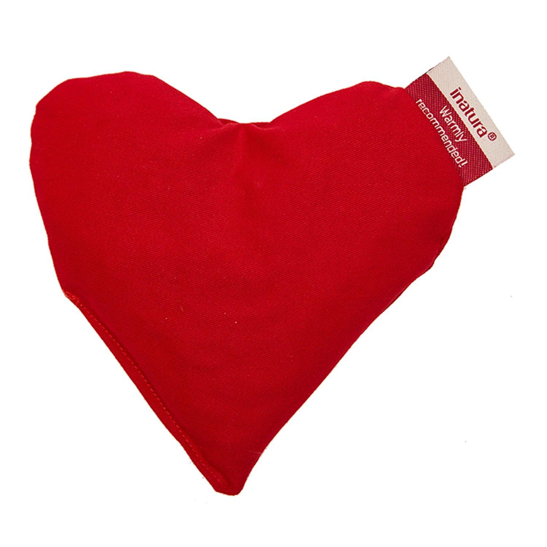 cherry belly heart pillow