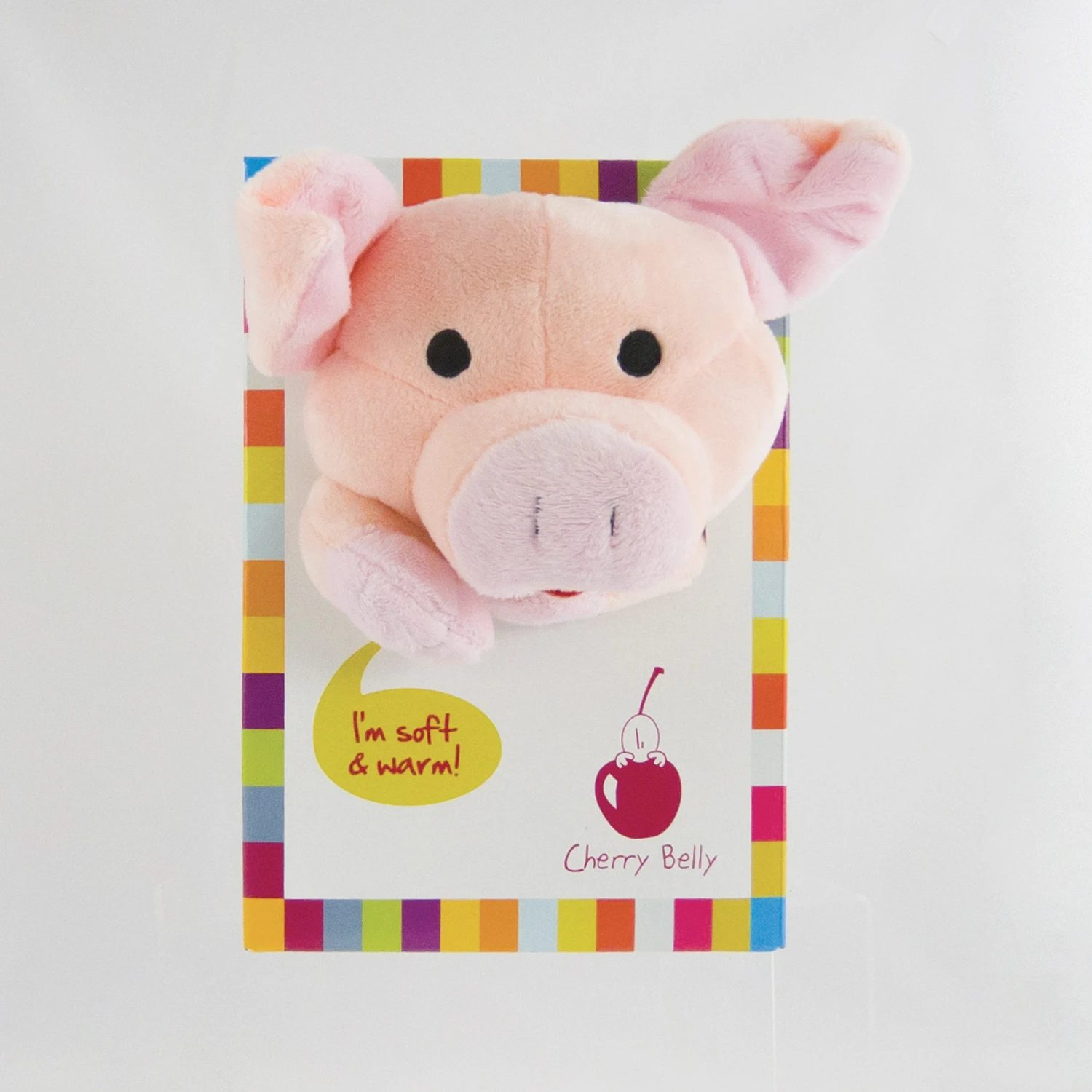 Cerry Belly Pig in Box