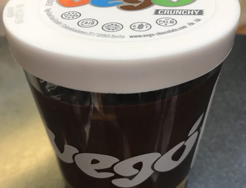 Vego Chocolate Spread